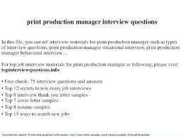 resume print print production manager resume spacesheep co