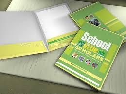 school brochure design ideas school folder design samples ideas templates