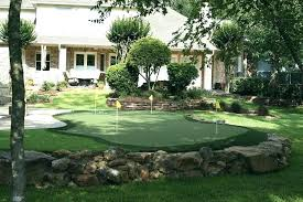 outdoor putting green kits. Diy Outdoor Putting Green Kit Tour Greens . Kits Canada Residential Installation K