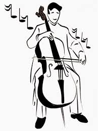 Jazz Instruments Coloring Pages