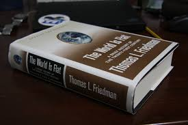 thomas friedman the world is flat essay good intros for sample reaction paper in apa format