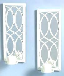 blue candle wall sconces mirror candle wall sconce mirror wall candle holders mirror wall candle holders blue candle wall sconces