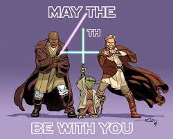 Happy star wars day ...