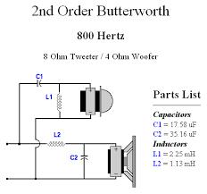 crossover wiring diagram speaker wiring diagram adding midrange speaker crossover to 2x15 cab talkb