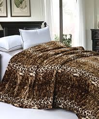 full size of lynx faux fur fullqueen duvet cover set animal faux fur sherpa backed blankets