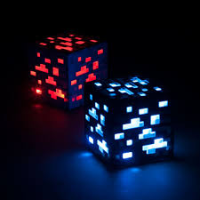 Diamond Ore Light Originality Minecraft Diamond Ore Light Up Torch Led