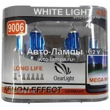 <b>ClearLight HB4</b> WhiteLight - <b>Авто</b>-<b>Лампа</b>