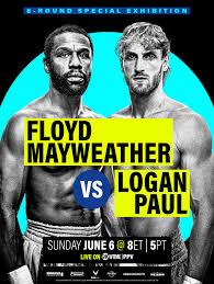 Floyd Mayweather vs Logan Paul - Jimmys Famous Seafood