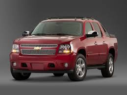 Used 2008 Chevrolet Avalanche 1500 For Sale | Tupelo MS