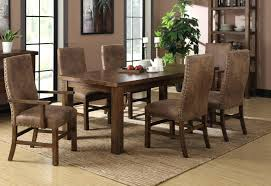 rustic leather dining room chairs winsome rustic leather dining room chairs as well as marvelous remarkable