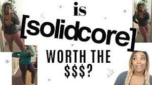 = total length of core run. I Tried Solidcore For An Entire Month Is It Worth It Solidcore Youtube