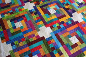 Quilting Is My Therapy Geometric Quilting Designs- Angela Walters ... & tiki temple quilt pattern Adamdwight.com