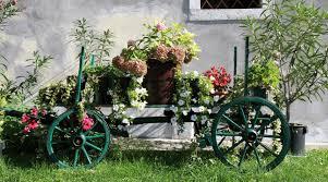featured image the best vintage wheelbarrow planter ideas