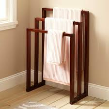 towel rack stand correct placement of the towel rack stand in the