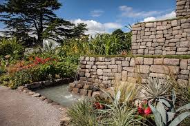 keep in mind that a proper drainage system is usually mandatory when building a retaining wall