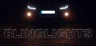 Audi A5 Led Fog Light Bulbs 2007 2008 2009 2010 Audi A5 Fog Lamp Driving Light Kit Xenon Foglamps Led Drivinglights