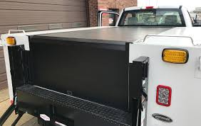 Bed Covers - Cliffside Body Truck Bodies & Equipment Fairview NJ