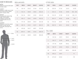 Deerhunter Jacket Size Chart Blazer Size Vs Shirt Size