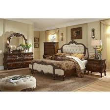 Chateau Sainte Louis 6 Piece King Bedroom Set