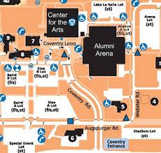 Alumni Arena Buffalo Seating Chart The Center For The Arts University At Buffalo