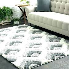 gray and white area rugs black rug carpet large new blue grey and white area rug