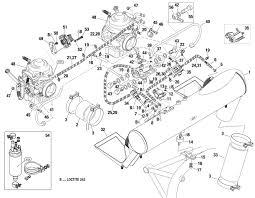 914 Airbox Assy. 3 Way Solenoid Valve Assy. Fuel Pressure Regulator