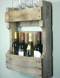 pallet wine glass rack. Wonderful Pallet Rustic Pallet Wine Rack Plans Wooden With Glass Holder Pallets Designs  And Pallet Wine Glass Rack