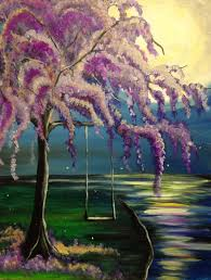 i am going to paint river willow at pinot s palette dubuque to discover my inner