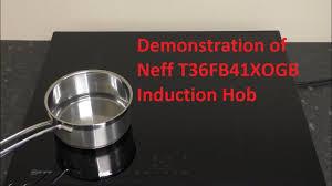 neff t36fb41xog induction hob