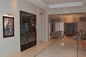 view custom projects bellevue custom wine cellar