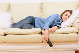 Image result for lazy woman on couch
