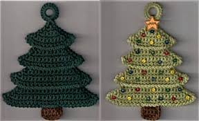 Crochet Christmas Tree Pattern New Ravelry Christmas Tree Potholder Pattern By Priscilla Hewitt