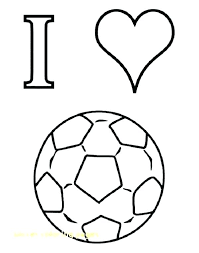 Soccer Coloring Pages To Print Billtab