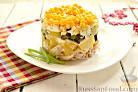 Салат ананас курица кукуруза рецепт с170