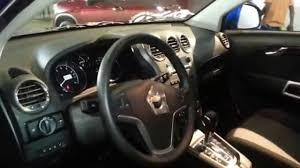 Interior Chevrolet Captiva 2014 versión para Colombia FULL HD ...