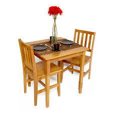 small dining table with chairs