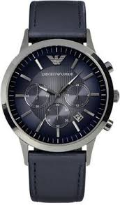 fossil men s chronograph machine black stainless steel bracelet emporio armani