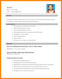 Download Simple Biodata Format In Word Bio Data In Word Magdalene Project Org