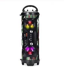 XuBa <b>20W</b> Hifi Stereo <b>Portable</b> Blue-tooth Speaker FM: Amazon.co ...