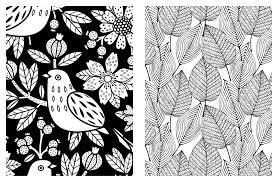 amazon posh coloring book vine designs for fun relaxation posh coloring books 0050837335684 andrews mcmeel publishing books