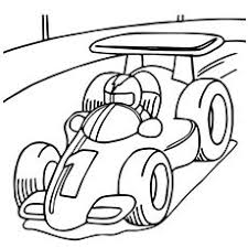 Race car is one of the most popular themes about the coloring for boys. Top 25 Race Car Coloring Pages For Your Little Ones
