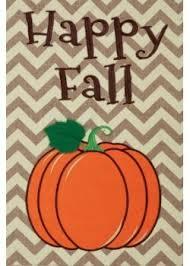 fall garden flags. Burlap Pumpkin Double Applique Fall Garden Flag Flags P