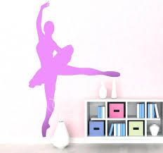 r wall decal ballerina r wall sticker silhouette wall decals r wall decal