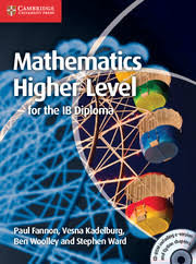 mathematics for the ib diploma mathematics for the ib diploma  mathematics for the ib diploma higher level