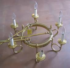 sold brass dragonfly chandelier