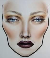 35 Best Face Chart Images Makeup Face Charts Face Makeup