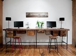 long desks for home office. Narrow Office Desks. Desks A Long For Home