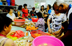 Soup Kitchen Malaysian Soup Kitchens Driven To Feed The Poor Despite All