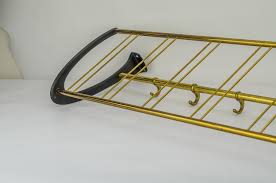 Brass Coat Rack Austrian Brass Coat Rack 100s for sale at Pamono 37