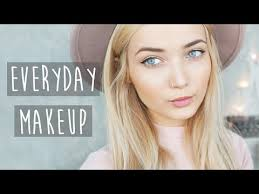 i have for you another makeup tutorial this time i decided to film my updated everyday routine
